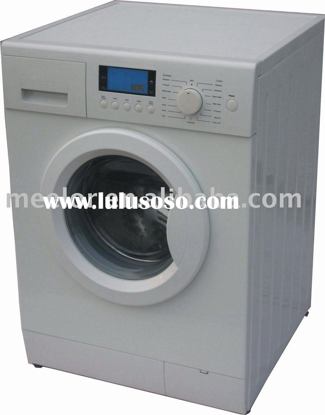 how to balance a front load washing machine