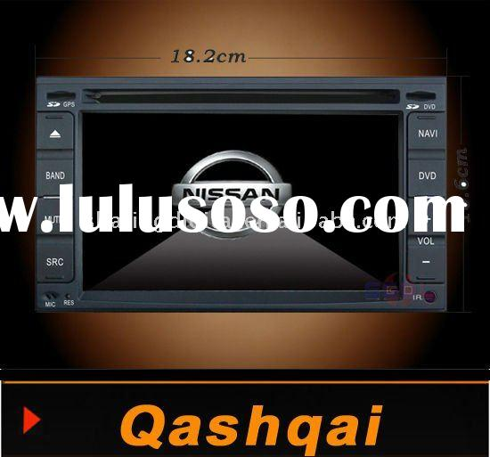 "6.2"" HD Touch screen Car DVD Player with GPS navigation"