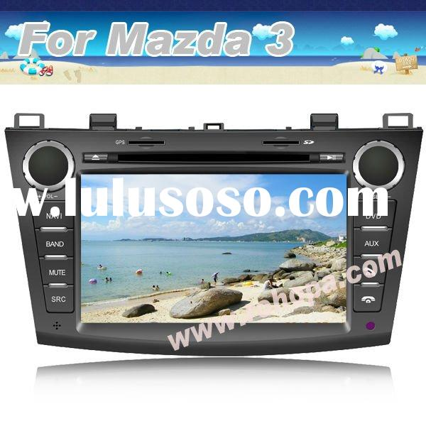 7inch car portable dvd with touch screen, USB, gps