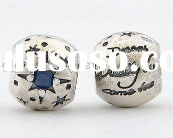 925 Sterling Silver Fashion European Style Jewellery Beads