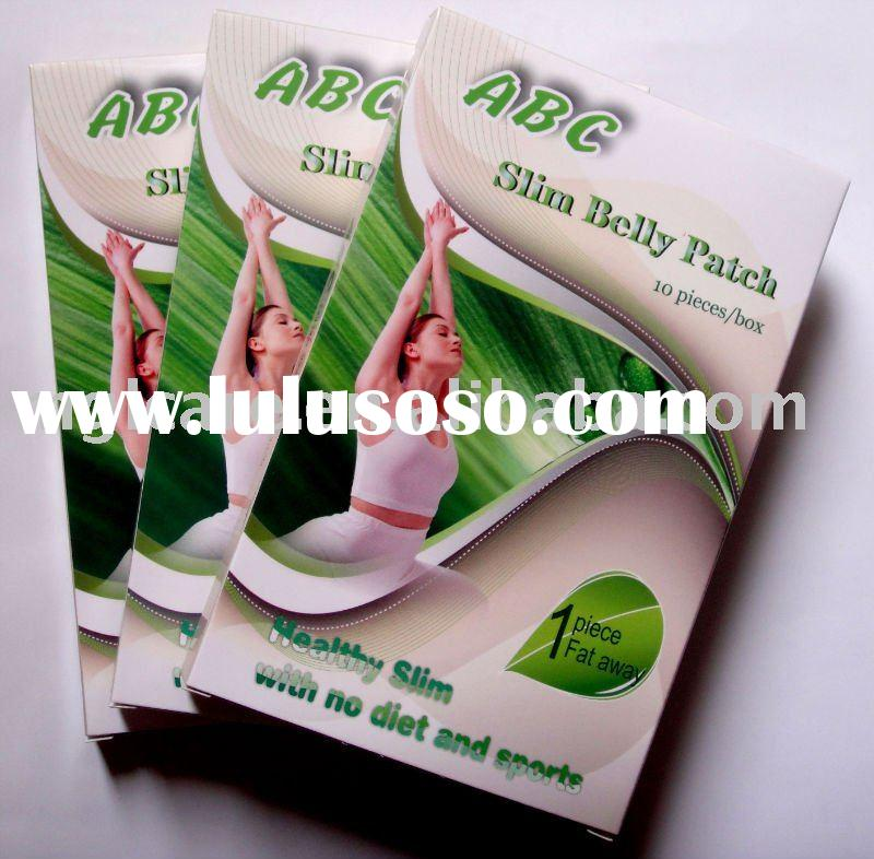 ABC Slim Belly Diet Patch for weight loss