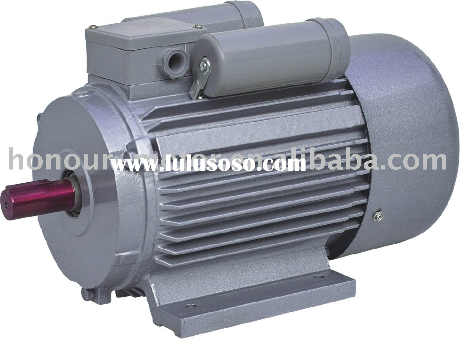 AC motor YC single phase electric motor (YC series single phase)