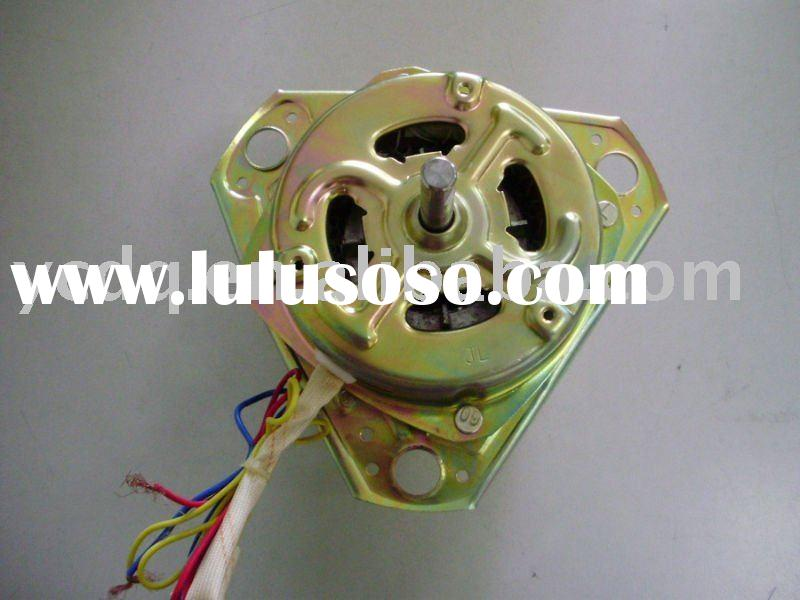 AC single phase motor for washing machine