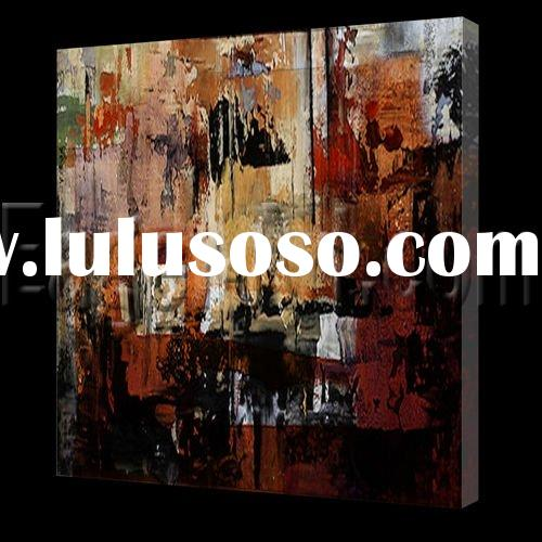 Abstract and decorative oil paintings (Direct Buy)