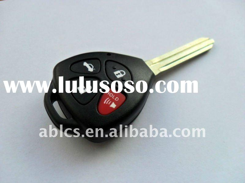 Auto remote control key for Toyota(3 button 1 red button)