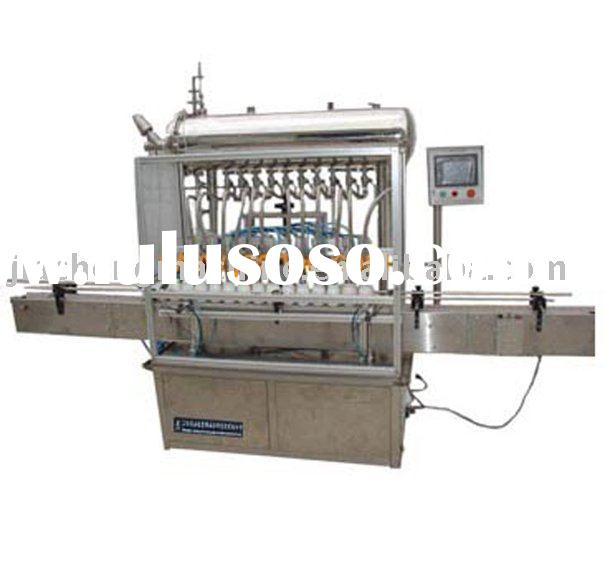 Automatic 50ml-5L honey filler (cream milk yogurt butter bottle filling machine)