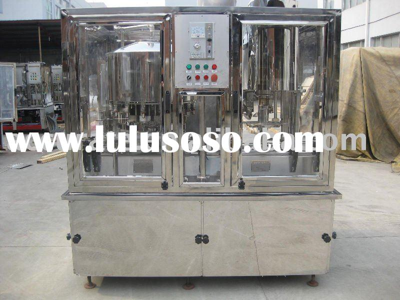 Automatic Filling and Capping machine for PET bottle water