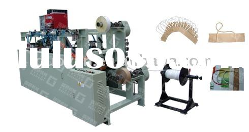 Automatic Multiple Use Paper Bag Handle Making Machine