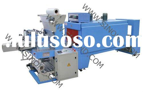 Automatic Web Sealer & Shrink Tunnel Packing Machinery / Bottle Packing Machine