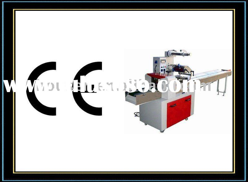Automatic bakery food packing machine