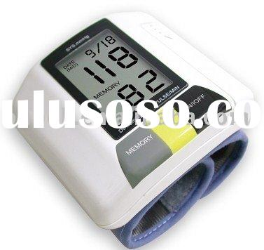Automatic wrist blood presure monitor
