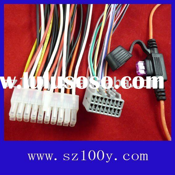 Automobile Wiring Harness and cable assembly