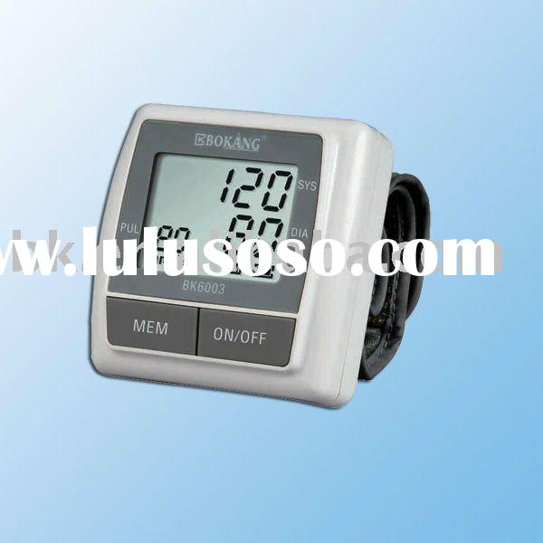 BK6003 Wrist Digital Blood Pressure Monitor