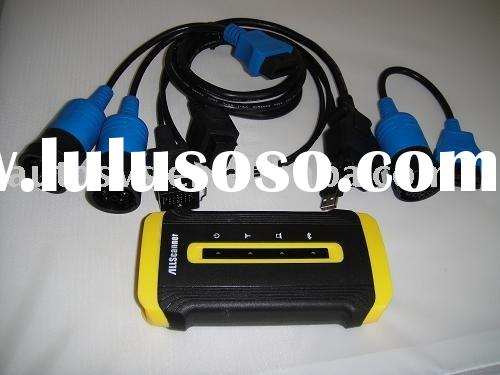 BRAND NEW ALLSCANNER Heavy Duty Truck diagnostic Tool FOR VOLVO