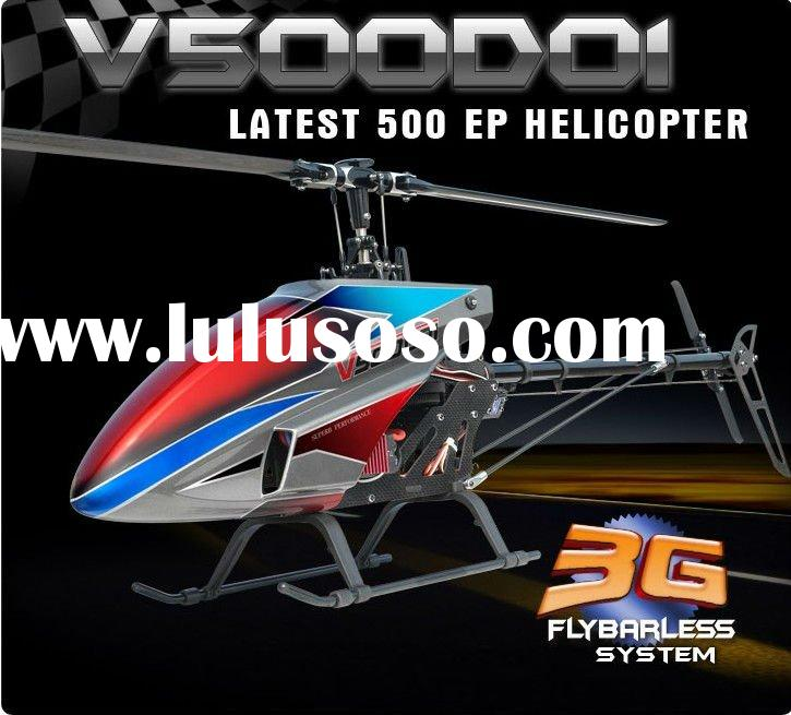 Best Prices!! Walkera V500D01+WK2801Flybarless Radio Control Helicopter Toys