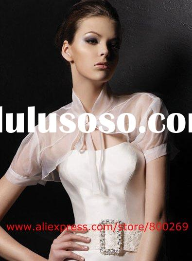 Bridal shawl bolero wedding accessories SL-76