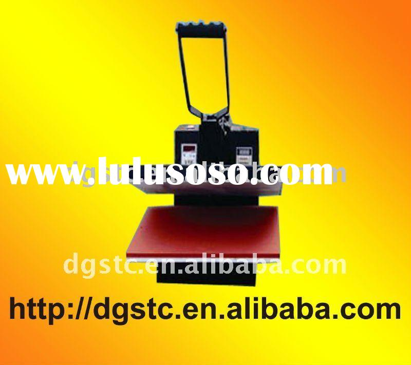 CE high pressure heat press machine