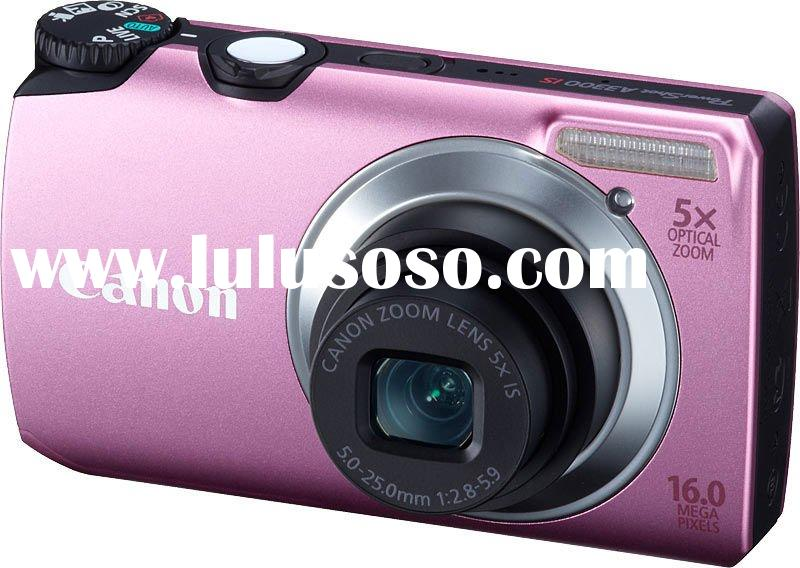 Canon Powershot A3300 IS also known as Canon A3300 IS Digital Cameras