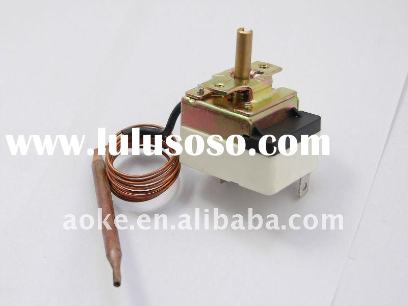 Capillary thermostat for Water Heater and cooking