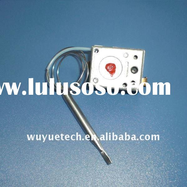 Capillary thermostat for water heater and deep frier equivalent to EGO