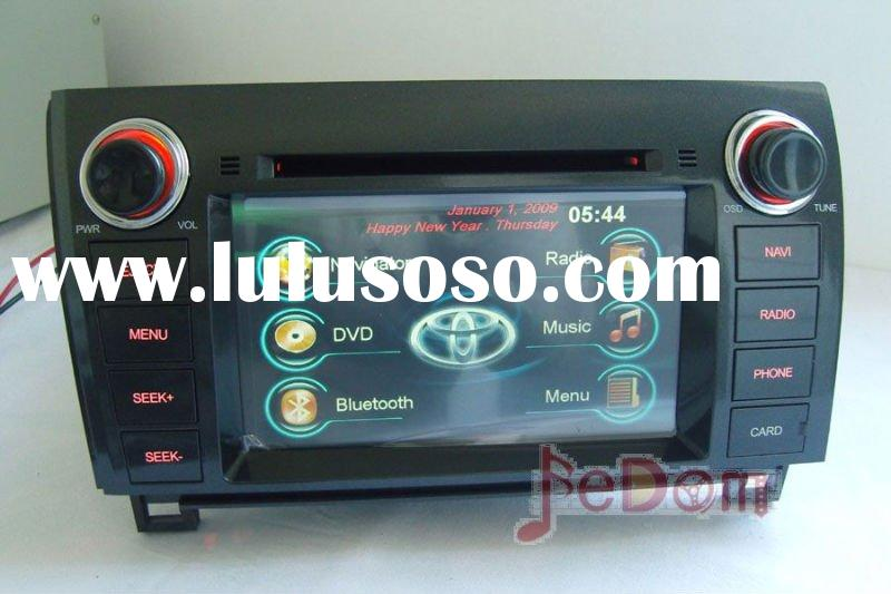 Car DVD GPS Bluetooth MP3/MP4 player iPod Car Audio Touch Screen for Toyota Tundra/Sequoia