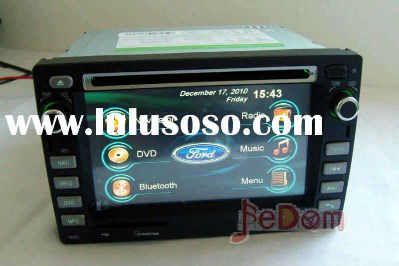Car DVD Player with GPS Navigation for Ford Ecosport+Map+iPod+bluetooth+FM/AM RDS+Touch Screen+noteb
