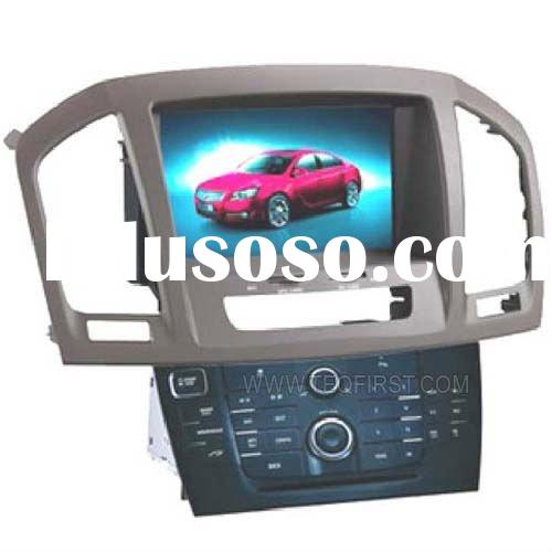 Car GPS DVD Player for Buick New Regal/opel insignia Special GPS DVD with Touch Screen