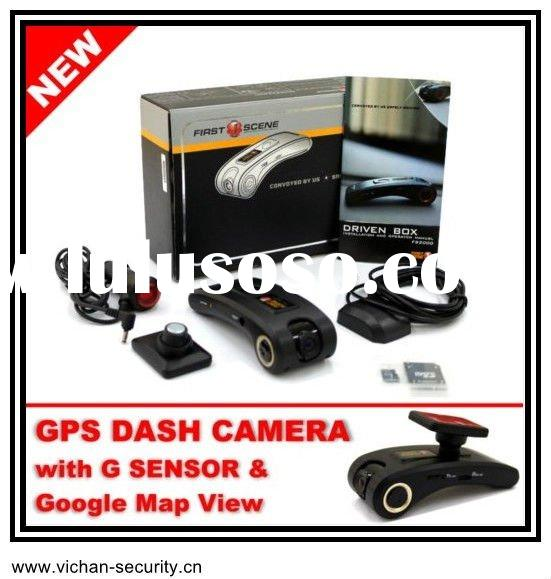 Car Video Camcorder Accident Recorder Camera DVR GPS