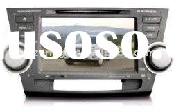 """Caska In-dash Navigation System for Toyota New Highlander with 7"""" HD Smart Touch Screen Support"""