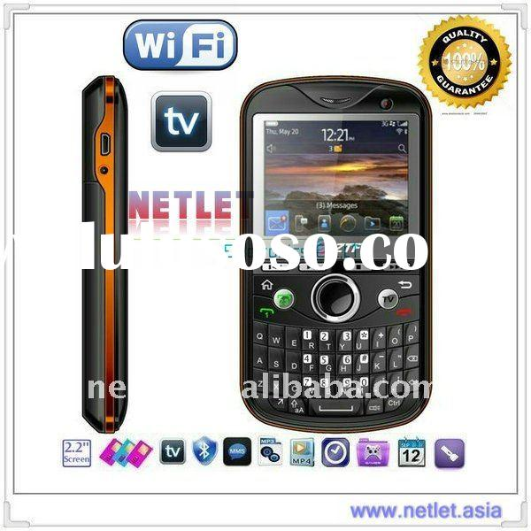 China high quality Qwerty tv wifi mobile phone