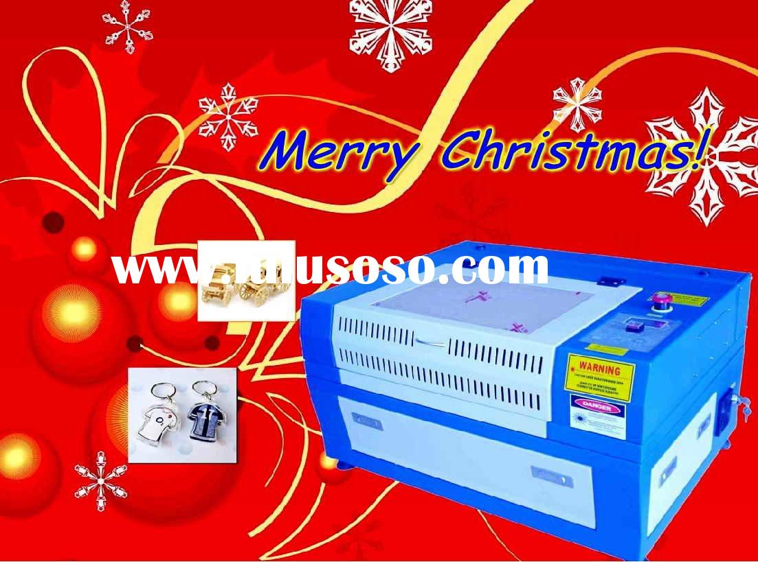 Christmas Sale! laser engraving cutting machine(YH-G5030)