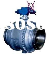 Class 150~1500 Cast Steel Fixed Ball Valve