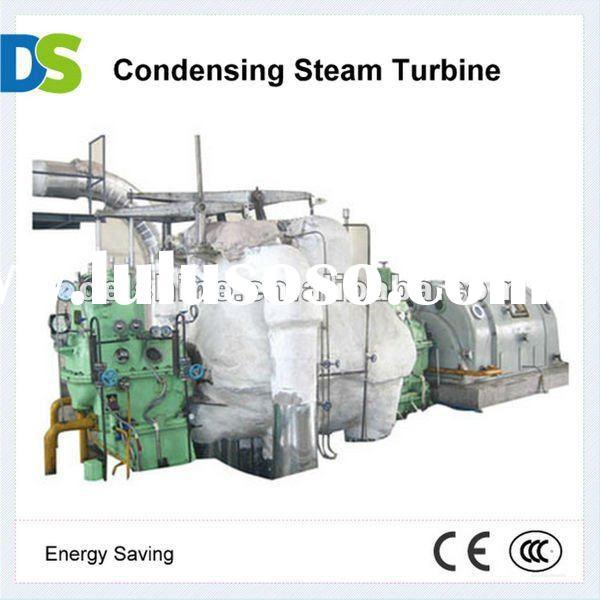 Condensing Steam Turbine electric generator