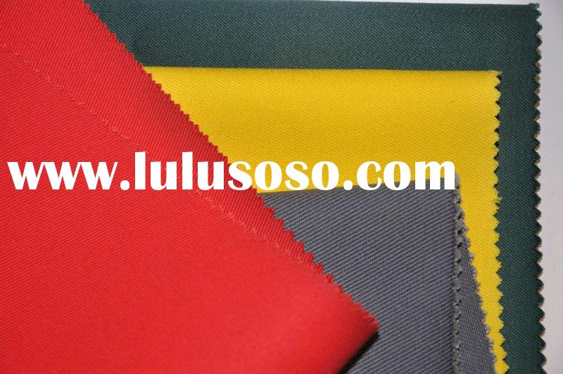 Cotton/Nylon functional flame retardant and anti-static fabric