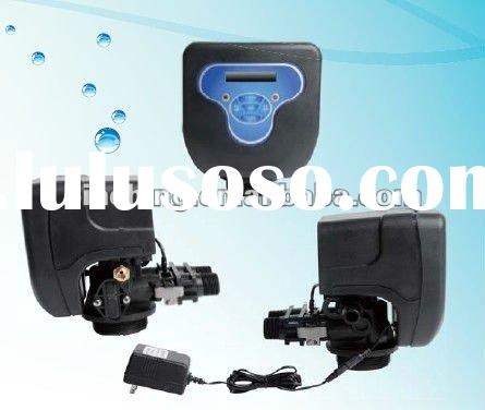 D Series Electronic water softener control valve