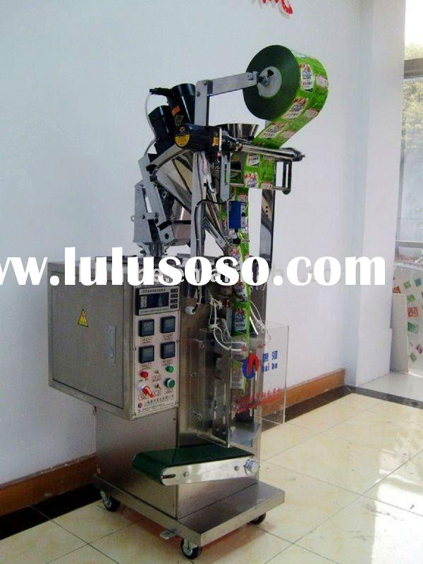 Detergent Powder Packing Machine with four/three side seal