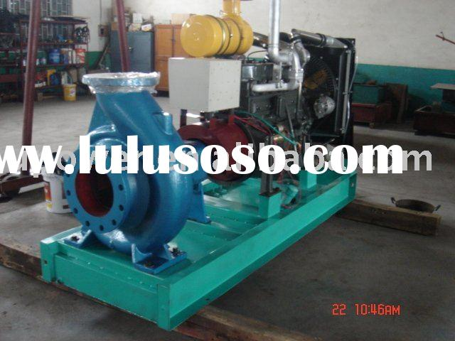 Deutz/Ricardo Diesel Engine Pump for Irrigation