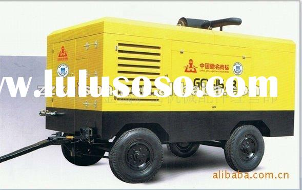 Diesel Driven Portable Screw Air Compressor LGCY-15/13
