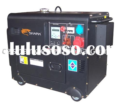 Diesel Generator Set with ATS