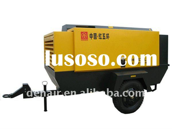 Diesel Portable Screw Air Compressor 84KW