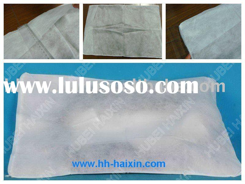 Disposable Pillow cover/SMS Pillow cover