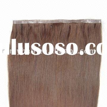 Double-sided Adhesive Tape Skin Weft Hair
