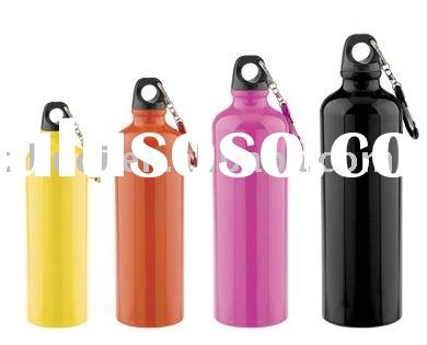 Double wall vacuum stainless steel sports water bottle