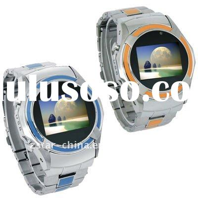 Dual SIM Card Watch Phone