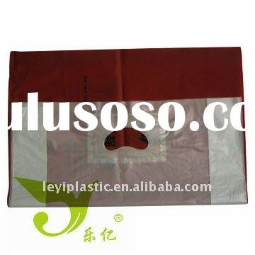 EPI Patch Handle Plastic Shopping Bag