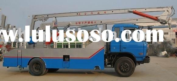 EQ5032G Dongfeng truck mounted aerial working platform