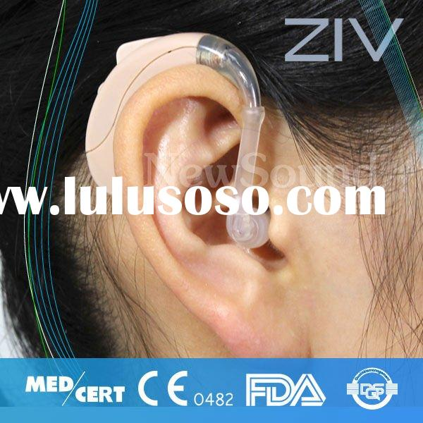 Ear protection hearing aid