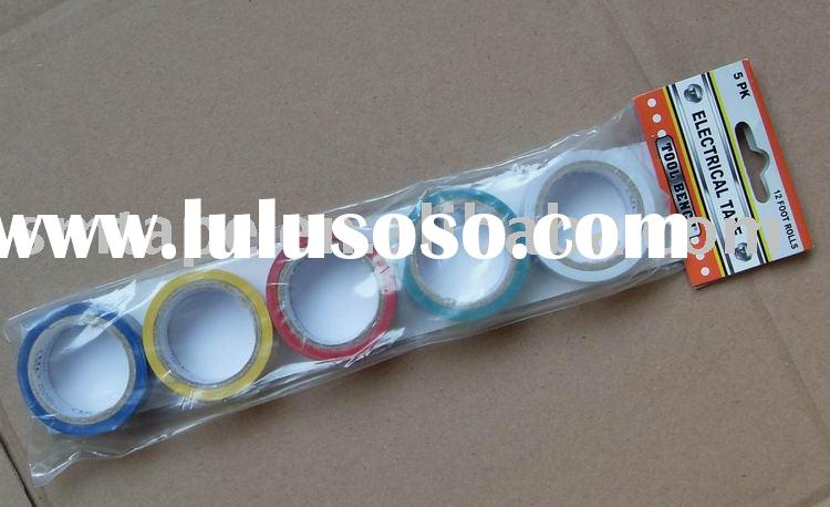 Electric Tape,Insulating Tape,PVC Electrical Flame retardant Tape