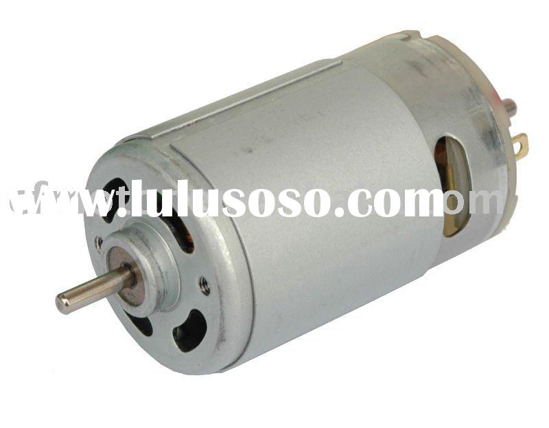 Electric knife sharpener motor RS-565PA, 12v dc electric motor,micro-motors
