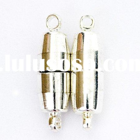 Fashion Magnetic Jewelry Clasps 5x17mm Findings